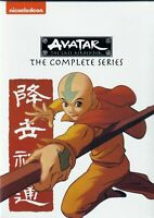 Avatar The Last Airbender The Complete Series (16 DVD - Disc Box Set) New