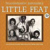Little Feat - Transmission Impossible (3cd Box)