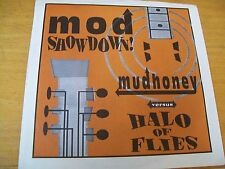 "MUDHONEY MOD SHOWDOWN ! 7""  AMPHETAMINE REPTILE"
