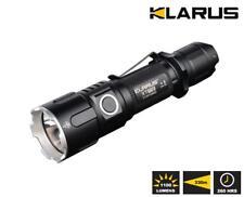 KLARUS XT11S CREE Xp-l Hi V3 LED 1100 Lumens Tactical Flashlight K1 Charger