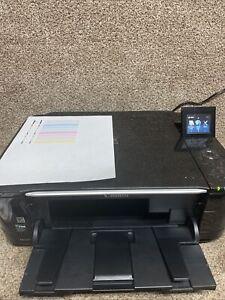 Canon PIXMA MG5220 Wireless All-in-One Inkjet Photo PrinterPerfect Nozzle Check