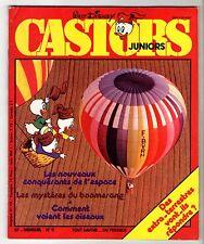 ► MENSUEL CASTORS JUNIORS N°9 - 1978 - TBE