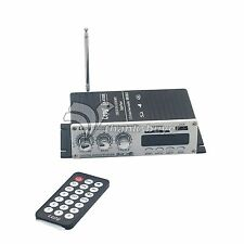 Lepai LP-A7USB 2x35W Digital Power Amplifier with Remote/USB/MP3/MP4/SD/FM
