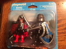 Playmobil 5240 Knights Duel Duo Pack New in Package!
