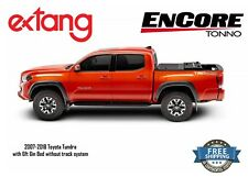 "Extang Encore Hard Tri Fold Tonneau Cover 2007-2018 Toyota Tundra 6'6"" Bed 62950"