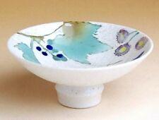 ARITA-WARE Porcelain Japanese SAKE GLASS SAKAZUKI MADE in JAPAN SR84