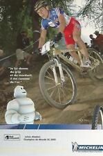 Cyclisme, ciclismo, wielrennen, radsport, cycling, JULIEN ABSALON
