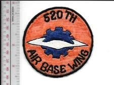 Philippines Air Force PAF 520th Air Base Wing Unit Patch