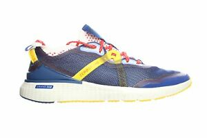 Cole Haan Mens Overtake Blue Running Shoes Size 11 (Wide)