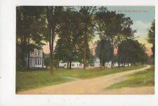 Main Street Roxbury Conn Vintage Postcard USA 514a