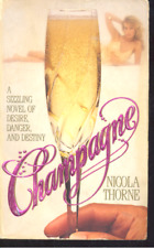 Champagne by Nicola Thorne (1990,Paperback)