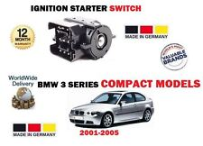 FOR BMW E46 COMPACT 316Ti 318Ti 325TI 318TD 320T 2001-> IGNITION STARTER SWITCH