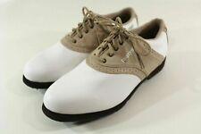 Footjoy Greenjoys Womens Golf Shoes Cleats  Waterproof  size 6.5 #48746