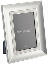 "Waterford Lismore Lace Silver Plate FRAME, 4""x6"" NEW IN THE BOX"