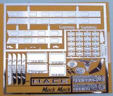 Kit Form Services   MACK   CUSTOM BADGE SET   1/24-1/25