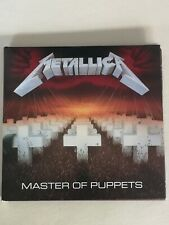 Metallica - Master Of Puppets - Remastered 2017 - CD - Like New