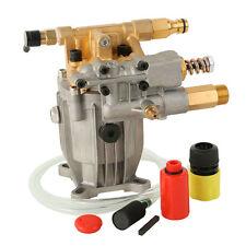 "Copper Head 3000 PSI Pressure Washer Water Pump 3/4"" Horizontal Shaft for Honda"