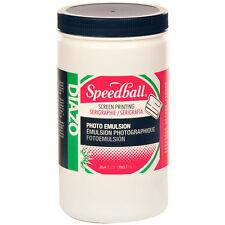 Speedball Diazo Photo Emulsion 26.4 Oz