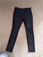 Slim, Skinny, Treggings Leather Trousers for Women