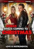 Guess Who's Coming to Christmas (DVD, 2014) NEW
