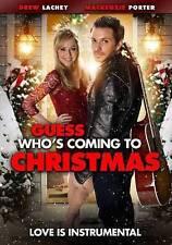 Guess Who's Coming to Christmas DVD, Drew Lachey, Evan Bird, Kristoffer Tabori
