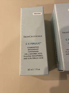 SkinCeuticals C E Ferulic Serum - 1 fl oz / 30 ml - New / Sealed $180 Retail