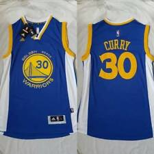 cac58705d51 NBA STEPHEN CURRY GOLDEN STATE WARRIORS  30 SWINGMAN JERSEY VARIOUS SIZES