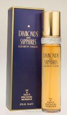 Elizabeth Taylor DIAMONDS AND SAPPHIRES 1.7 1.6 oz 50 ml Women Perfume EDT Spray