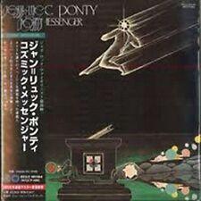 JEAN-LUC PONTY-COSMIC MESSENGER-JAPAN MINI LP CD G50