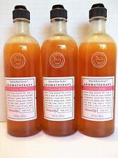 Bath Body Works Aromatherapy YLANG ROSE Body Wash, 10 oz., NEW x 3