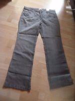 Damen Denim Jeans im Bootcut Style Sheego größe 50 Langgröße   Grau NEU 1005