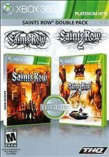 Saint's Row Double Pack - Xbox 360