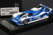 Toyota TS010 (#33) 1992 2nd Place *Le Mans* -- HPI #8564 1/43