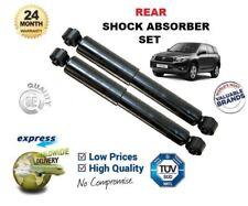 FOR TOYOTA RAV 4 2.0 2.2 D4D 4WD VVTi 2006->ON NEW 2x REAR SHOCK ABSORBER SET