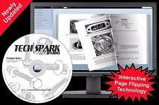 Sea-Doo GTI GS GTS GTX RX XP DI RFI Service Repair Maintenance Shop Manual 2001