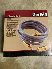 Char-Broil 12' Natural Gas Hose Kit (Model 458-4615)
