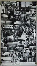HOLLYWOOD ENDING (2002) WOODY ALLEN ORIGINAL 1 SHEET MOVIE POSTER ROLLED 28 X 50