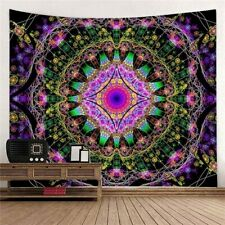 Indian Hippie Mandala Tapestry Wall Hanging Psychedelic Tapestries Home Decor
