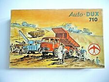 1950 Vintage AUTO DUX 710 Truck LORRY Mechanical Wind Up Tin Toy West Germany