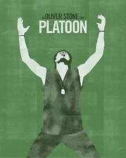 Platoon (Blu-ray Disc, 2011, Canadian French)