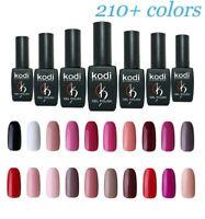 Kodi Professional Nail Gel Polish UV/LED 8 12 ml. 220+ COLORS