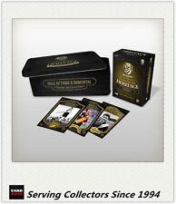 Richmond Hall Of Fame & Immortals Card Tin Set (129 + Roger Dean Signature)