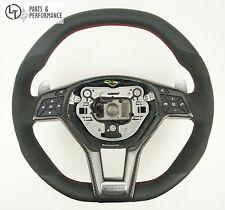 LE TEF® Leder Lenkrad für Mercedes-Benz W212 X156 W176 R231 R172 Performance