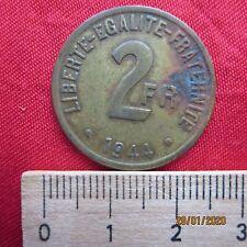 Frankreich - France 2 Francs 1944