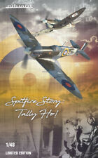 Eduard 1/48 Model Kit 11146 SPITFIRE STORY: Tally ho! Spitfire Mk.IIa and Mk.IIb