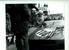 John Surtees Ferrari 250 P Nurburgring 1000 km 1963 Firmado fotografía 6