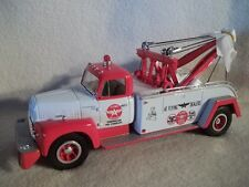 First Gear 19-1707  Flying A Service Tow Truck 1/34 Scale