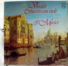 I MUSICI vivaldi concerti con titoli 2 LP Mint- R 215021 Vinyl  Record