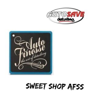 Auto Finesse Blue Classic Sweet Shop Paper Hanging Air Freshener