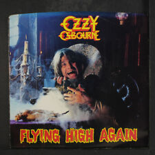 Ozzy Osbourne: Flying High Again / I Don't Know (live) 45 (Ps) Rock & Pop